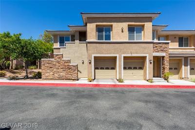 Condo/Townhouse For Sale: 721 Peachy Canyon Circle #201