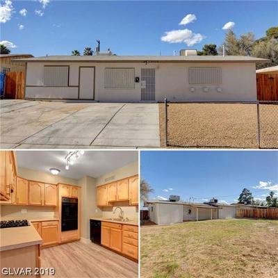 Paradise Single Family Home For Sale: 4920 Harmon Avenue