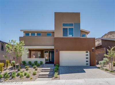 Las Vegas Single Family Home For Sale: 7098 Lagrange Point Street