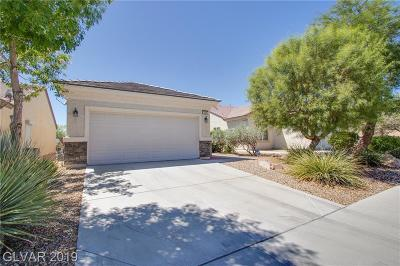 North Las Vegas Single Family Home For Sale: 7905 Lily Trotter Street