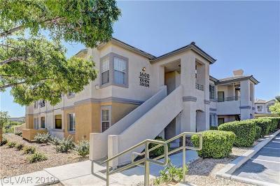 Las Vegas NV Condo/Townhouse For Sale: $227,000