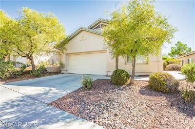 Las Vegas Single Family Home For Sale: 3208 Rushing Waters Place