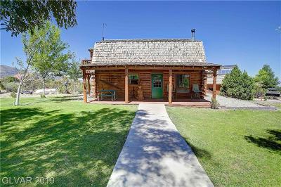 Las Vegas Single Family Home For Sale: 29 Pine Road