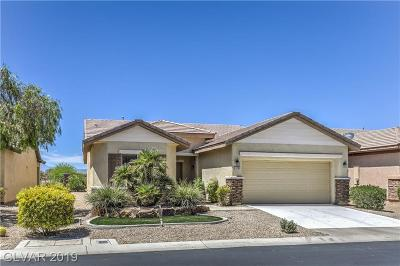 Las Vegas Single Family Home For Sale: 3793 Budenny Drive