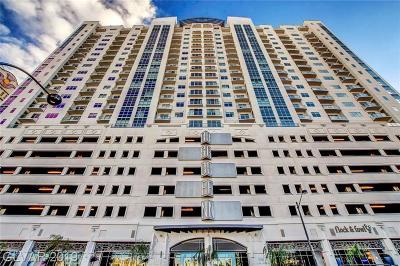 Clark County High Rise For Sale: 150 North Las Vegas Boulevard #2103