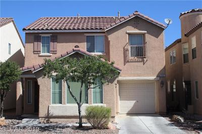 Las Vegas Single Family Home For Sale: 5082 Lime Kiln Avenue