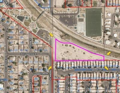 Las Vegas Residential Lots & Land For Sale: 947 North Sandhill Road