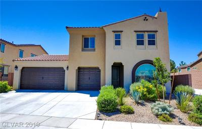 North Las Vegas Single Family Home For Sale: 6409 Old Farm Street