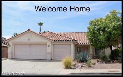 Henderson Single Family Home For Sale: 1127 Sierra Laurel Court