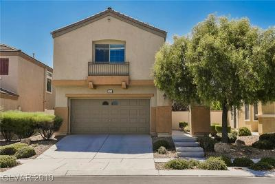 North Las Vegas Single Family Home For Sale: 5529 Overlook Valley Street