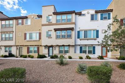 Henderson Condo/Townhouse For Sale: 1308 Jewelstone Circle