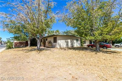 Las Vegas Single Family Home For Sale: 1564 Palora Avenue