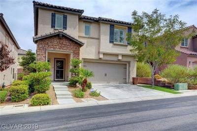 Single Family Home For Sale: 2620 Romarin Terrace