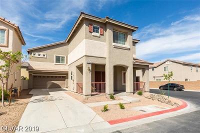 Las Vegas Single Family Home For Sale: 9110 Barnacle Bay Avenue