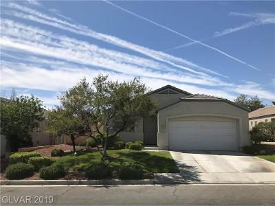 Las Vegas NV Single Family Home For Sale: $319,000