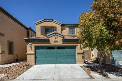 Las Vegas Single Family Home For Sale: 5436 Tinker Toy Avenue