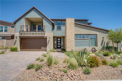 Las Vegas Single Family Home For Sale: 8450 Great Outdoors Street