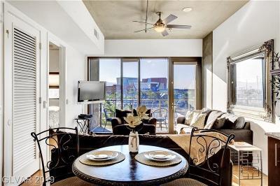 Clark County High Rise For Sale: 353 Bonneville Avenue #429