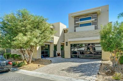 Las Vegas Single Family Home For Sale: 48 Pristine Glen Street