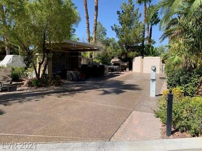 Las Vegas Residential Lots & Land For Sale: 8175 Arville Street #84