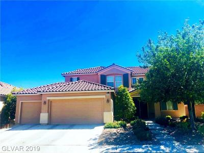 Single Family Home For Sale: 5911 Quintana Valley Court