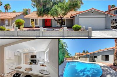 Henderson Single Family Home For Sale: 344 Fuente Drive