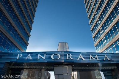Panorama Towers 1, Panorama Towers 2 High Rise For Sale: 4525 Dean Martin Drive #803