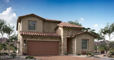 Henderson NV Single Family Home For Sale: $399,137