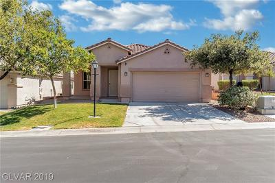 Centennial Hills Single Family Home For Sale: 10469 Precliffs Court