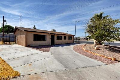 North Las Vegas Single Family Home For Sale: 2317 Juanita Circle