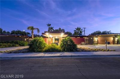 Las Vegas Single Family Home For Sale: 2407 Sherman Place