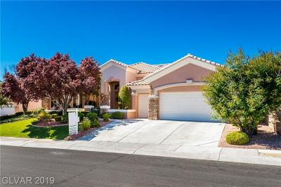 Las Vegas Single Family Home For Sale: 10553 Shoalhaven Drive
