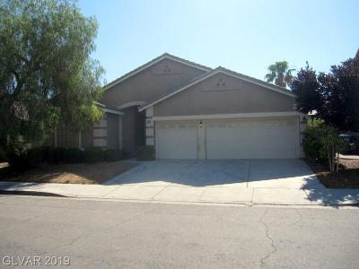 Las Vegas Single Family Home For Sale: 10634 Sidlaw Hills Court