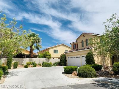 Rhodes Ranch Single Family Home For Sale: 5526 Golden Palms Court