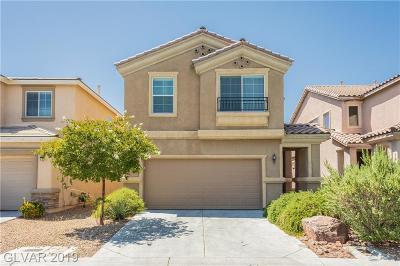 Las Vegas Single Family Home For Sale: 9053 Semillon Street