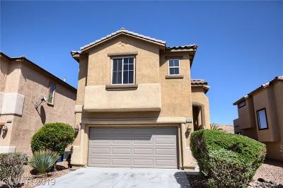 Las Vegas Single Family Home For Sale: 11230 Star Lily Street