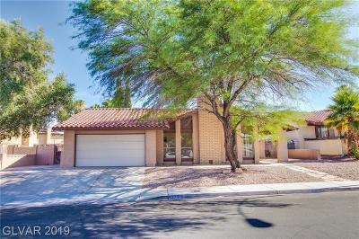 Single Family Home For Sale: 5273 Cartaro Drive