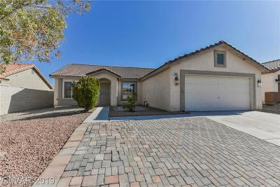North Las Vegas Single Family Home For Sale: 2917 Evening Storm Court