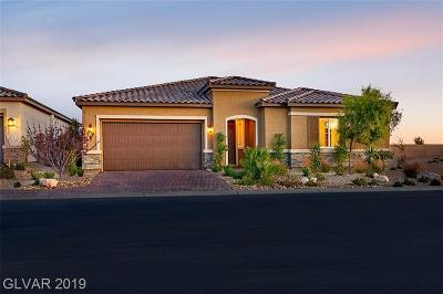 Las Vegas NV Single Family Home Under Contract - No Show: $599,950