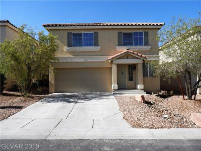 Las Vegas Single Family Home For Sale: 5614 Believe Court