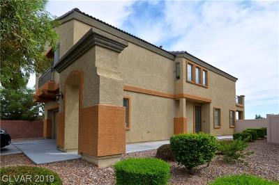North Las Vegas Single Family Home For Sale: 5552 Overlook Valley Street