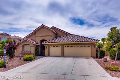 Las Vegas Single Family Home For Sale: 5809 Glenmere Avenue