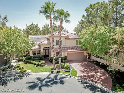 Las Vegas Single Family Home For Sale: 9717 Heirloom Court