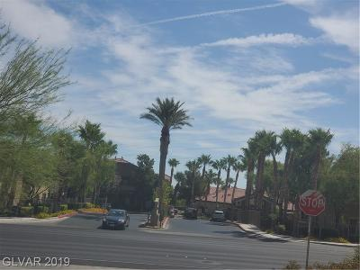 Las Vegas Condo/Townhouse For Sale: 3351 Indian Shadow Street #204