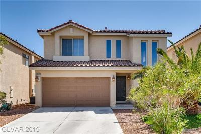 Las Vegas Single Family Home For Sale: 6677 Virtuoso Court