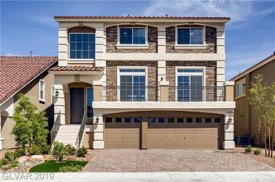 Las Vegas Single Family Home For Sale: 10164 Driftwood Estate Street