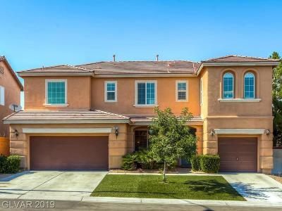 Las Vegas Single Family Home For Sale: 10016 Sharp Ridge Avenue