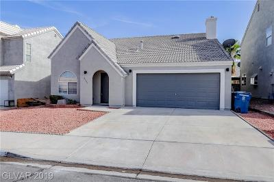 Las Vegas Single Family Home For Sale: 8309 Aspenbrook Avenue