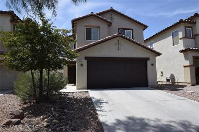 North Las Vegas Single Family Home For Sale: 6245 Halstead Court