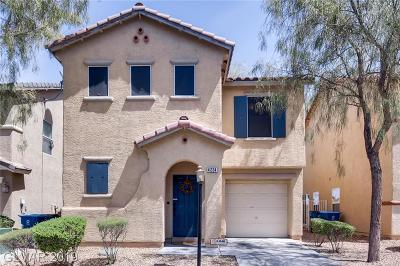 Las Vegas Single Family Home For Sale: 4224 Perfect Drift Street